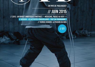Outils de communication du Pays de Paulhaguet (2015-2016)