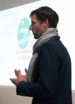 Thomas Ganlut anime réunions et groupes de travail