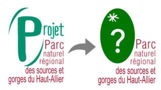 Un nom et un logo pour le Parc du Haut-Allier