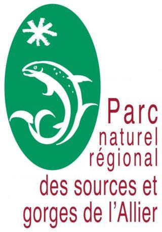 Logo du Parc des sources et gorges de l'Allier