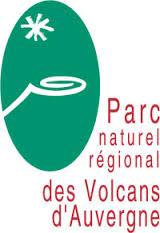 Logo du Parc des Volcans d'Auvergne