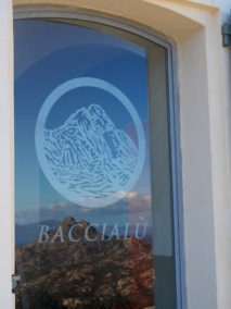 Maison de site de Baccialu